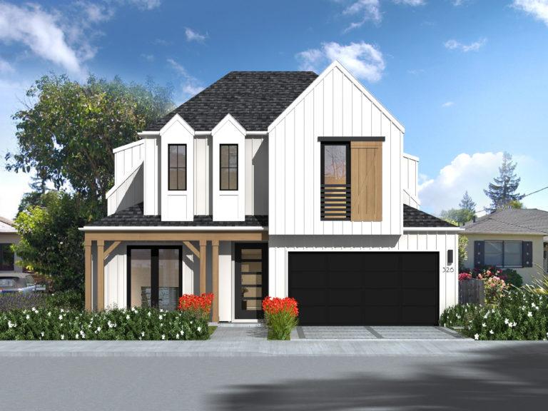 326 Belmont Avenue, Redwood City